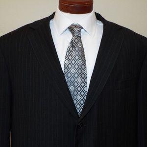 Stafford Performance Suit Coat 100% Wool